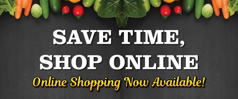 Matherne's Save Time Shop Online